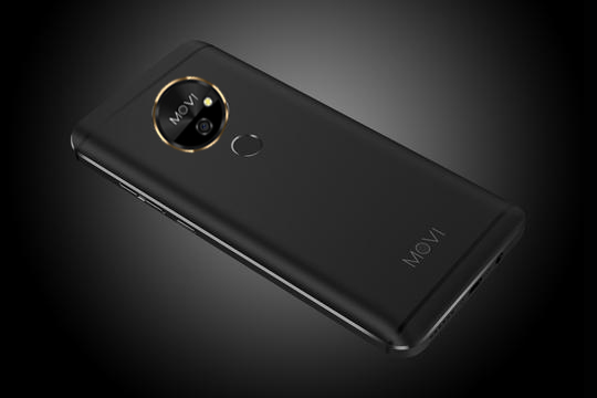MOVI is a Weird Smartphone with a Projector That You Can Pre-order… Start From Black Friday